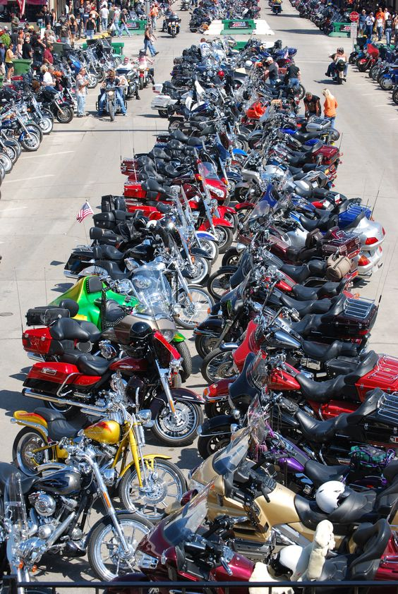 Sturgis Motorcycle Rally Sturgis, SD 2011 @Patti B Orman I'm sorta begging your son to go with me! lol