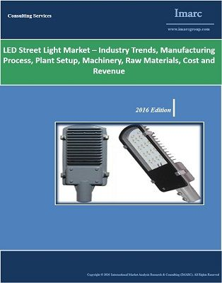 "IMARC's latest study ""LED Street Light Market – Industry Trends, Manufacturing Process, Plant Setup, Machinery, Raw Materials, Cost and Revenue"" provides a techno-commercial roadmap for setting up a LED street light manufacturing plant. The study covers all the requisite aspects of the LED market."