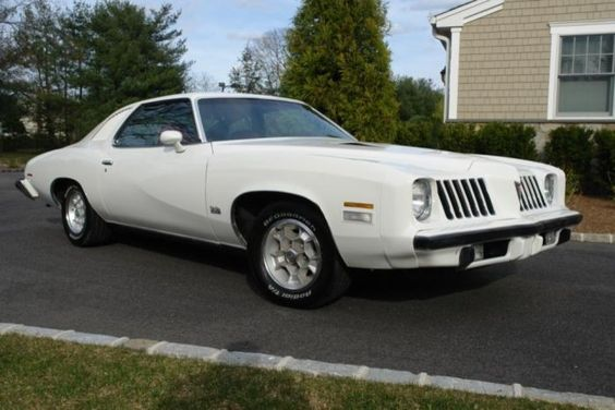 1974PontiacGrandAm 400 4Bbl/TH400/3.23 Safe-T-Track axle & RTS/HoneyComb Wheels...