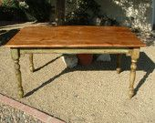 "The ""Petite"" Plantation Farm Table"