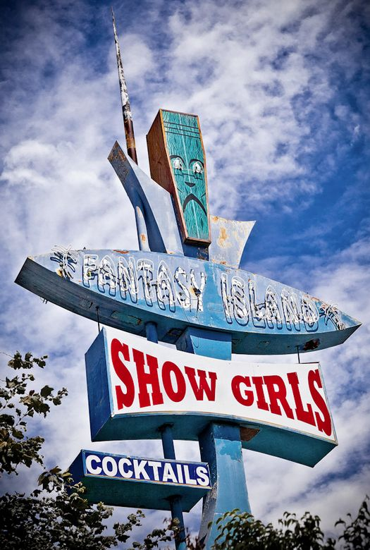 Fantasy Island ~ Los Angeles, CA — Another view!