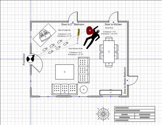 crime scene diagram software | Diarra