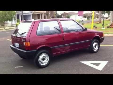 1 Video Fiat Uno Mille Eletronic 1994 Youtube Em 2020 Fiat