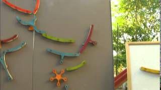 diy wire marble run - YouTube