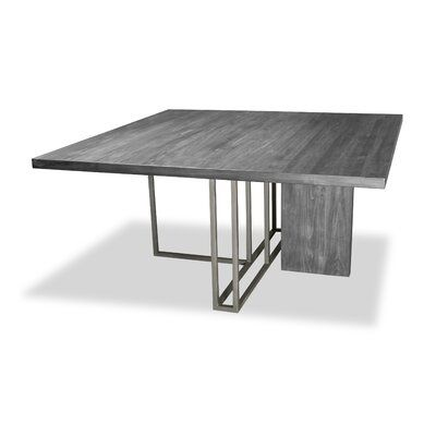 Ivy Bronx Macdougal Dining Table Color Cement Size 30 H X 72