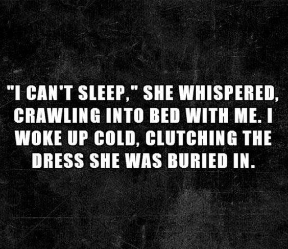 21 Of The Most Terrifying Two Sentence Horror Stories Ever Told