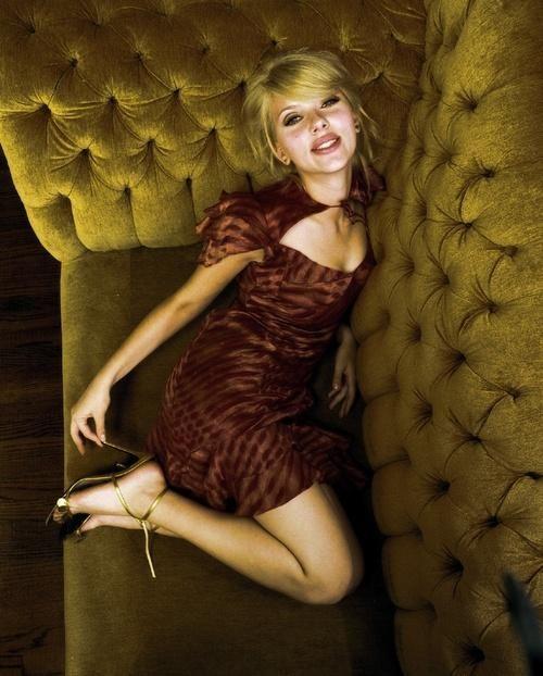 An Abundance of Scarlett Johansson