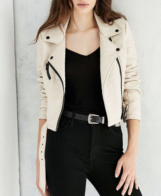 There's nothing better than finding the perfect leather jacket.