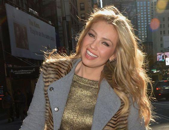Thalía recibirá su estrella en el Paseo de la Fama de Hollywood - http://www.bloquepolitico.com/thalia-recibira-su-estrella-en-el-paseo-de-la-fama-de-hollywood/