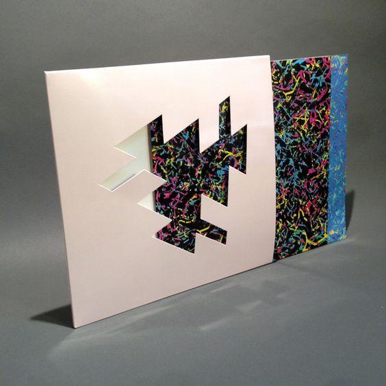 """Factory Floor - 12"""" Vinyl LP Sleeve"""