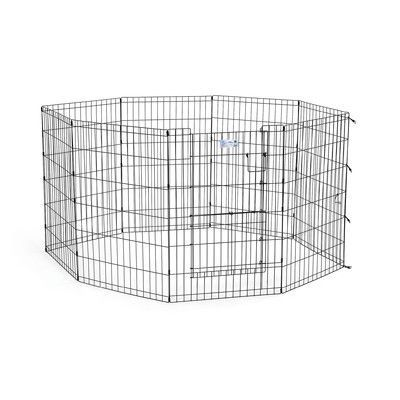 Midwest Homes For Pets Life Stages Exercise Pet Pen Panel Size: