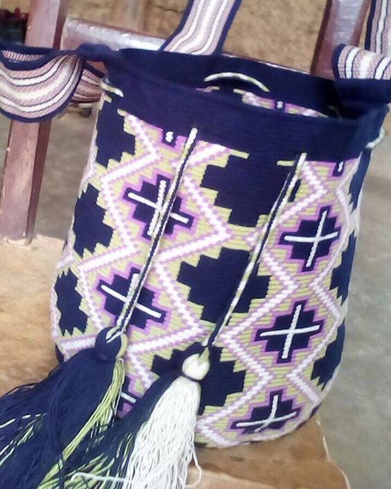 Nuevas Mochilas Wayuu ☀️ Directamente de la Alta Guajira - Piezas únicas…: