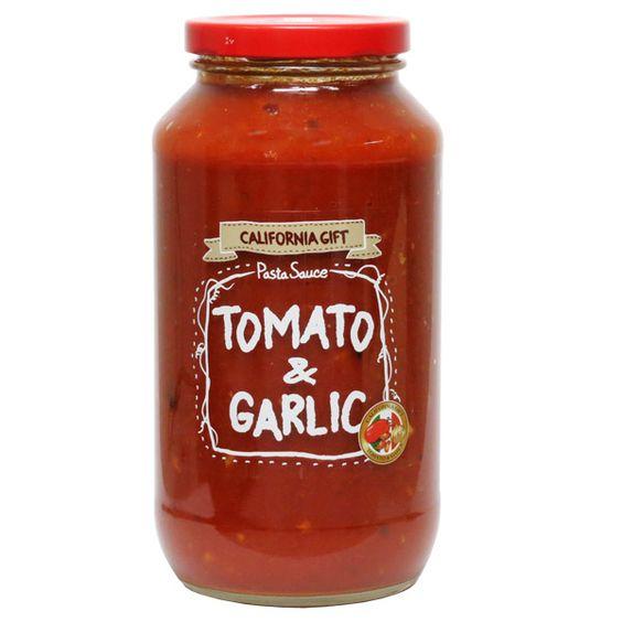 大容量が嬉しい!「カリフォルニアギフト パスタソース」が便利で美味♡簡単レシピも紹介