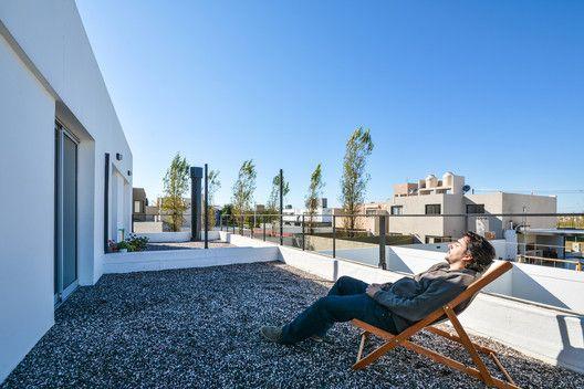 Galería De Casas Adosadas Estudio A 3 19 Outdoor Decor Architecture Townhouse
