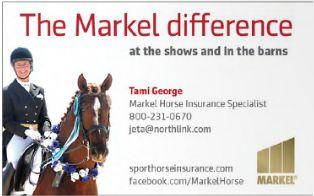 Markel Horse Insurance Specialist