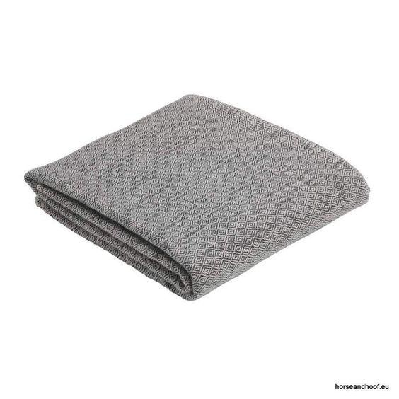 Pampeano Calma Pure Cashmere Throw - Black and White 130x250cm 100 cashmere This…