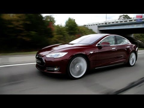 15 minute review of the car I officially want. 2013 Tesla Model S - Driven - CAR and DRIVER