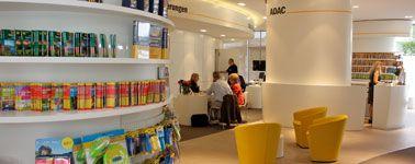 ADAC-Geschäftsstelle Berlin am Alex