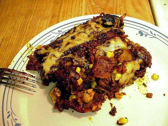 Delicious & Easy Gluten Free Chicken Enchilada Recipe