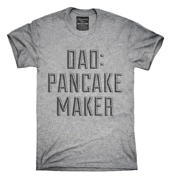 Dad Pancake Maker Fathers Day T-Shirts, Hoodies, Tank Tops