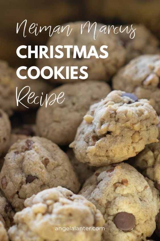Neiman Marcus Christmas Cookies Recipe Hello Gorgeous By Angela
