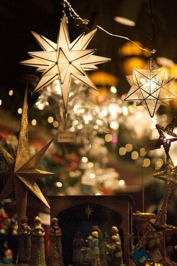 stars for year-round twinkle