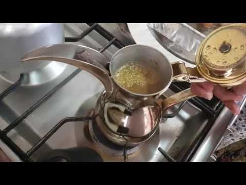 طريقة عمل القهوة الشقراء Youtube Arabic Food Arabic Coffee Food And Drink