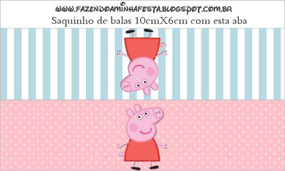 Download de impressos Peppa Pig!!