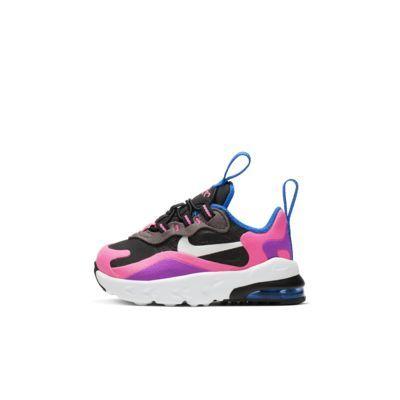 Scopri Scarpa Nike Air Max 270 Rt Neonati Bimbi Piccoli Su Nike Com Consegna E Resi Gratuiti Su Ordini Selezi Toddler Girl Shoes Toddler Shoes Nike Air Max