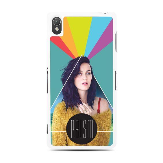 Katty Perry Prism Album Sony Experia Z3 Case