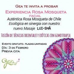 #Sevilla Experiencia Rosa Mosqueta Facial ^_^ http://www.pintalabios.info/es/eventos-moda/view/es/1966 #ESP #Evento #Promociones