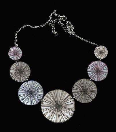 Paper Lantern Necklace #necklace #paperlantern #newyears