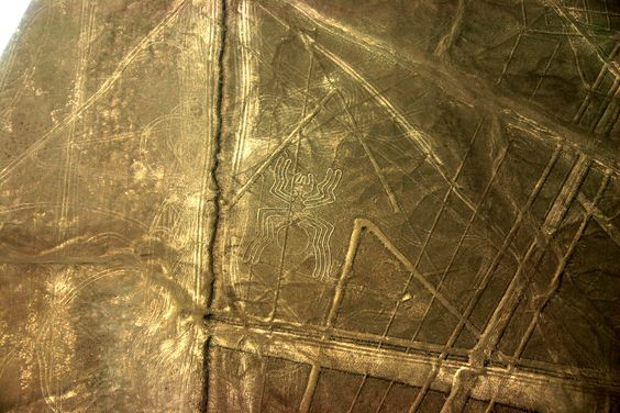 Lineas de Nazca-Ica