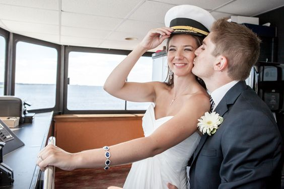 Solaris yacht wedding in Destin by alenabakutis.com