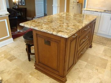 Kitchen Photos Travertine Flooring Design, Pictures, Remodel, Decor and Ideas - page 13