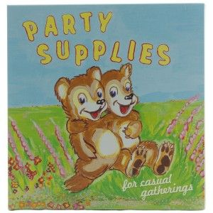 PARTY SUPPLIES PETITE CIGAR BOX