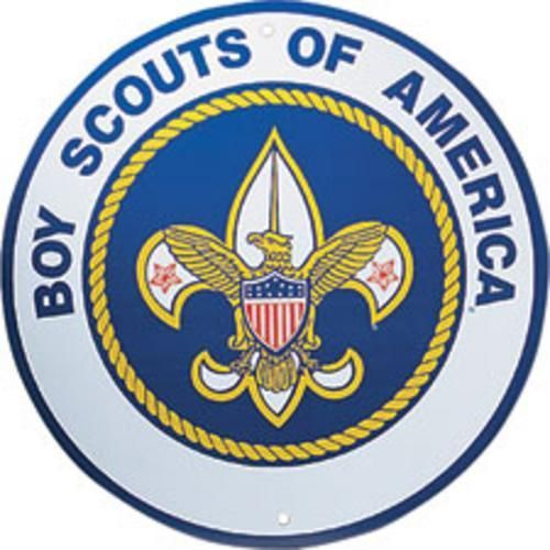 boy scout emblem | Grant helps Boy Scouts improve town of Brunswick location