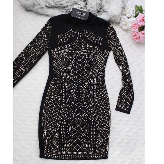 plus size dress long sleeve 4th