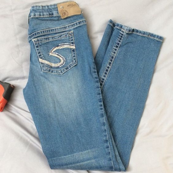 Silver jeans size girls 16 | Plata Botas y Jeans