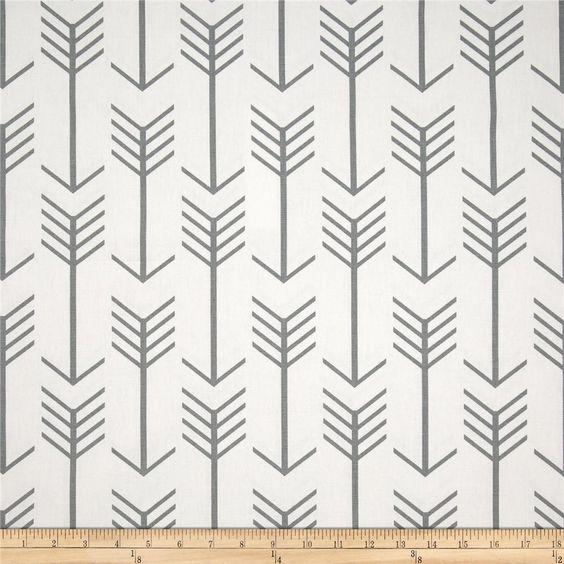 Arrows in White/Grey