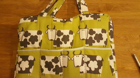 Moo Moo laptop bag