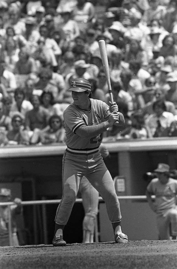 Ted Simmons - 1976 St Louis Cardinals