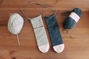 Jane Richmond Blog: On My Needles /// Monogamy, After-Thought Heels, and Secret Knitting