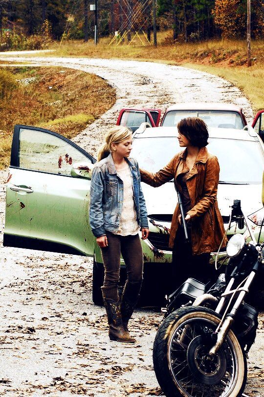Beth and Maggie