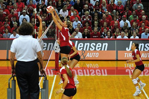 Understand How To Rotate In Volleyball Its Easier Than You Think With Images Volleyball Positions Volleyball Practice Volleyball Court Size