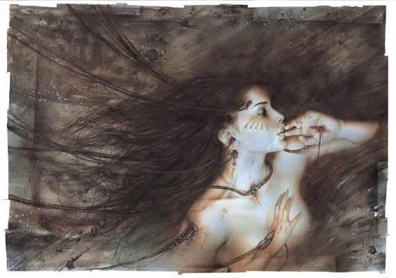 Galerie Complète | L'Univers de Luis Royo.
