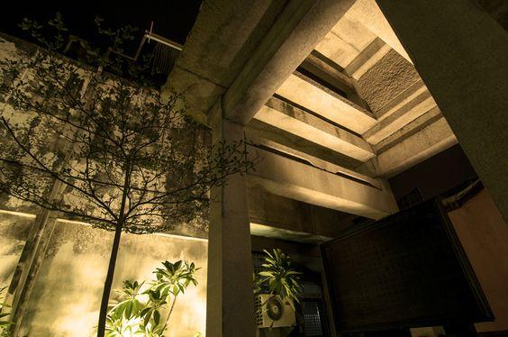 META MAGAZINE   archicake daily - 日光設計 / 台南風神廟 燈光設計