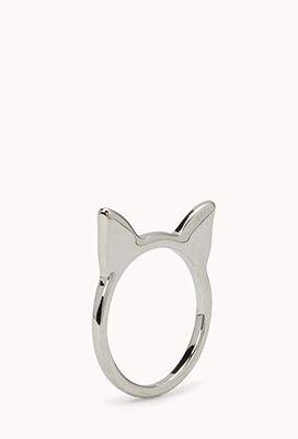 Cat Ear Ring | FOREVER21 - 1000128463