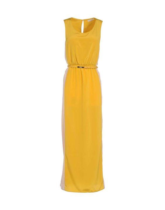 Love the LOLA SWING Long dres on Wantering | Neon Love | womens neon yellow midi dress | fashion | style | wantering http://www.wantering.com/womens-clothing-item/lola-swing-long-dres/abM1T/