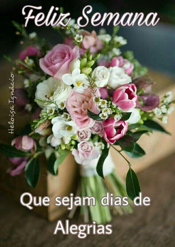 """"""" Que a semana venha carregada de boas notícias, alegrias inteiras, gente de bem, sorrisos verdadeiros e bênçãos sem fim."""" ............................................Caio Fernando Abreu"""
